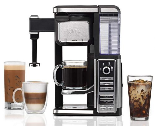 Ninja Single-Serve, Pod-Free Coffee Maker Bar