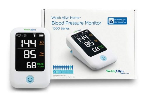 Welch Allyn Home 1500 Series Upper Arm Blood Pressure Monitor