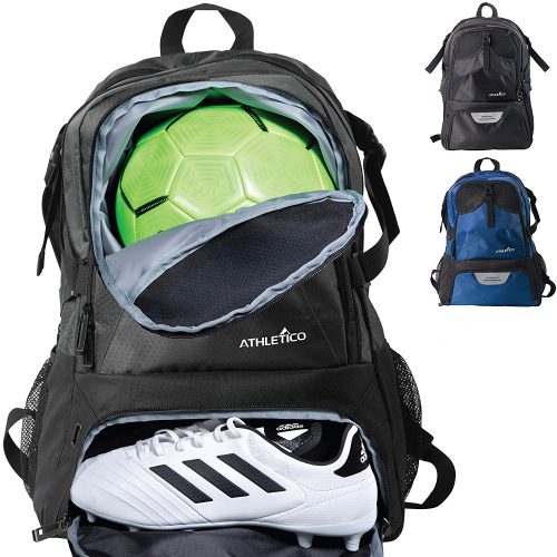 Athletico National Soccer Bag - Backpack for Soccer