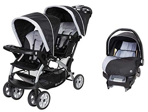 Baby Trend Sit N Stand Tandem Stroller