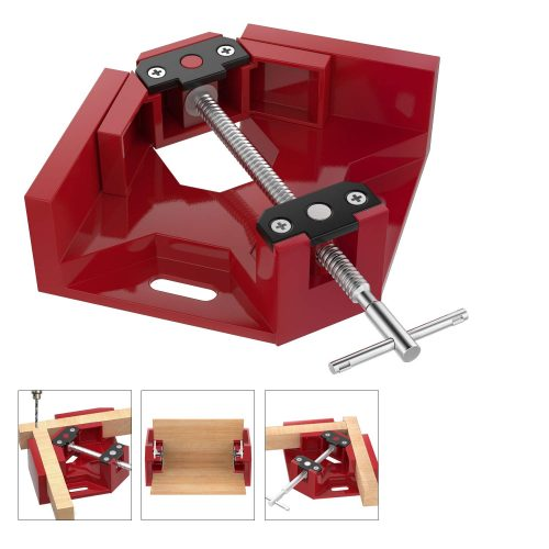 Housolution Right Angle Clamp, Single Handle 90°Corner Clamp