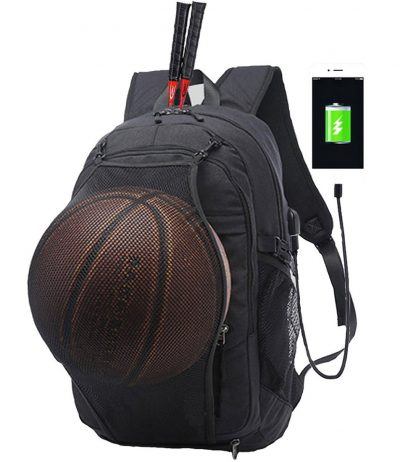 KOLAKO Business Laptop Backpack-Basketball Backpacks