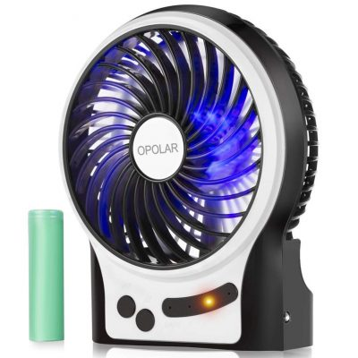 OPOLAR Portable Travel Mini Fan