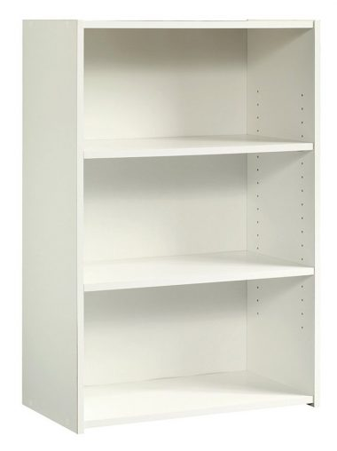 "Sauder 415541 Beginnings 3-Shelf Bookcase, L: 24.57"" x W"