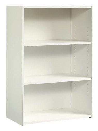 "Sauder 415541 Beginnings 3-Shelf Bookcase, L: 24.57"" x W"