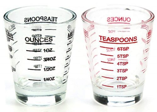 Shot Glasses Measuring cup Liquid Heavy Glass Wine Glass Espresso Shot Glass 26