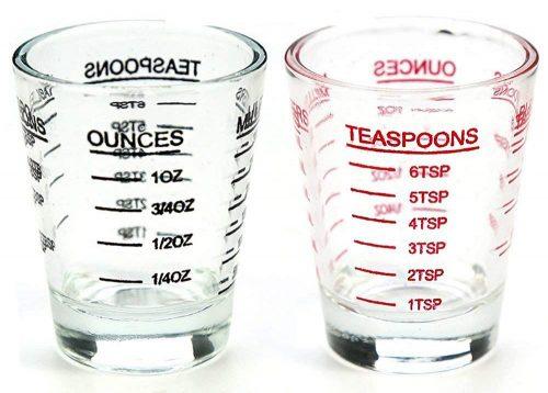 Shot Glasses Measuring cup Liquid Heavy Glass Wine Glass Espresso Shot Glass 26