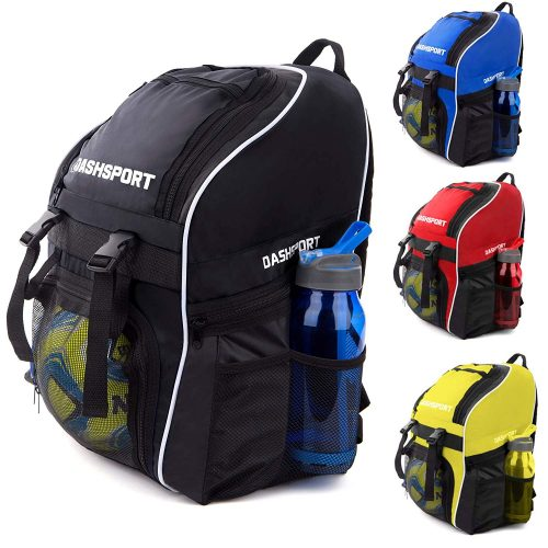 Soccer Backpack - Basketball Backpack - Youth Kids Ages 6 and Up