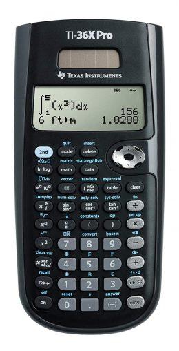 Texas Instruments TI-36X Pro Engineering/Scientific Calculator-Scientific Calculators