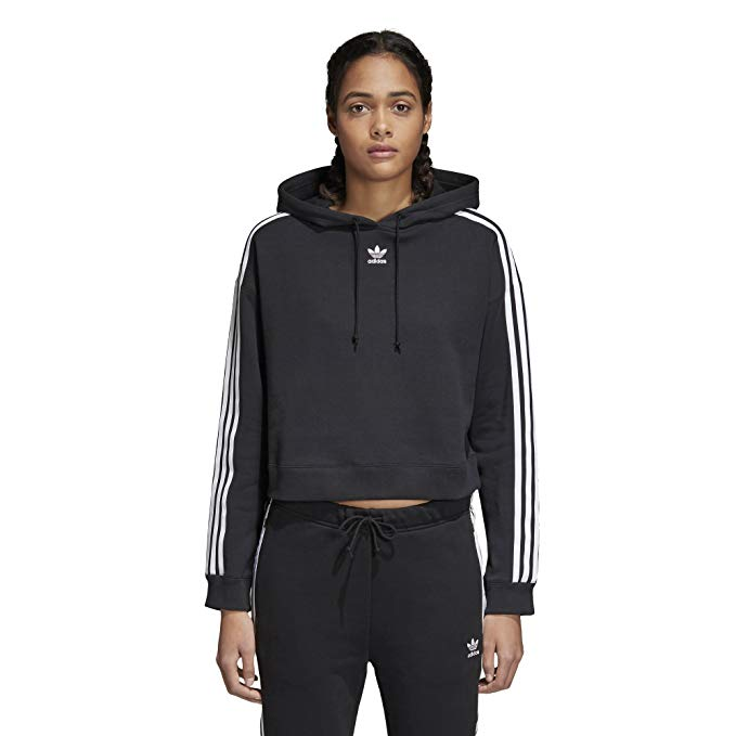 adidas Originals Women's Cropped Hoodie