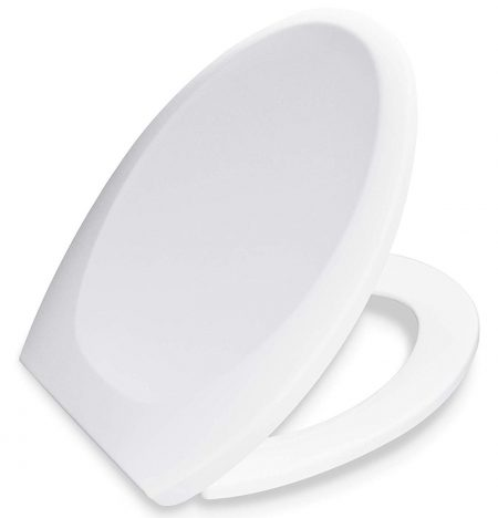 Top 12 Best Self Closing Toilet Seats In 2019 Reviews
