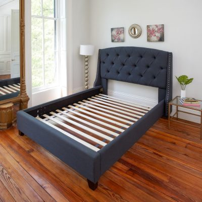 Classic Brands Standard Solid Wood Bed Support Slats | Bunkie Board