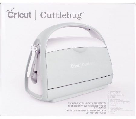 Cricut Cuttlebug Die Cutting & Embossing Machine