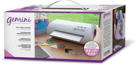 Gemini by Crafter's Companion CCM GEM-M-USA Gemini Multi Media Die Cutting Embossing Crafters Companion Machine