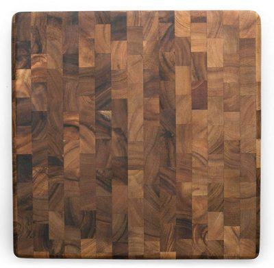 Ironwood Gourmet 28218 Square Charleston End Grain Chef's Board