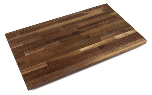 John Boos WALKCT-BL6025-O Blended Walnut Counter Top with Oil Finish