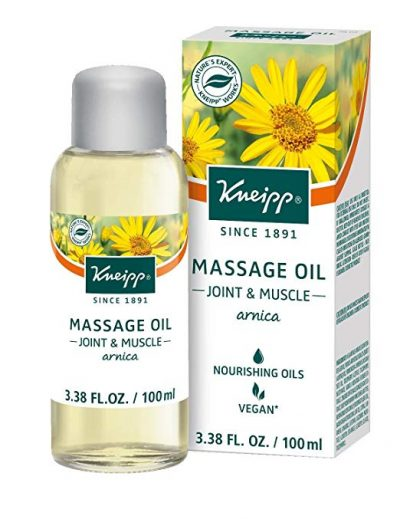Kneipp Massage Oil, Arnica, Joint & Muscle