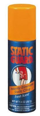 Static Guard Aerosol: Tote Size 1.4 OZ