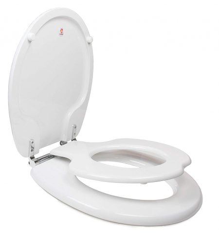 TOPSEAT TinyHiney Potty Round Toilet Seat