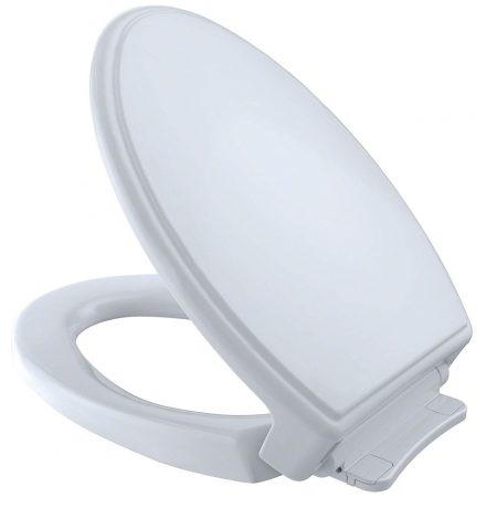 TOTO SS154#01 Traditional SoftClose Elongated Toilet Seat