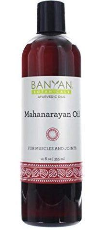 anyan Botanicals Mahanarayan Oil