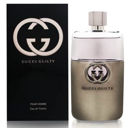 Gucci Guilty by Gucci for Men 3.0 oz Eau de Toilette Spray
