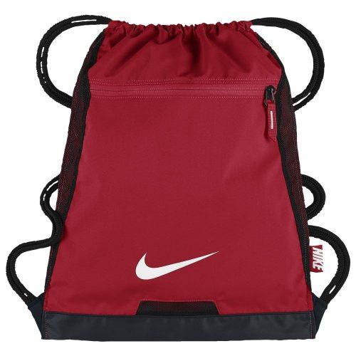 NIKE Alpha Adapt Team Training Drawstring Gymsack Backpack 600 Denier Sport Bookbag