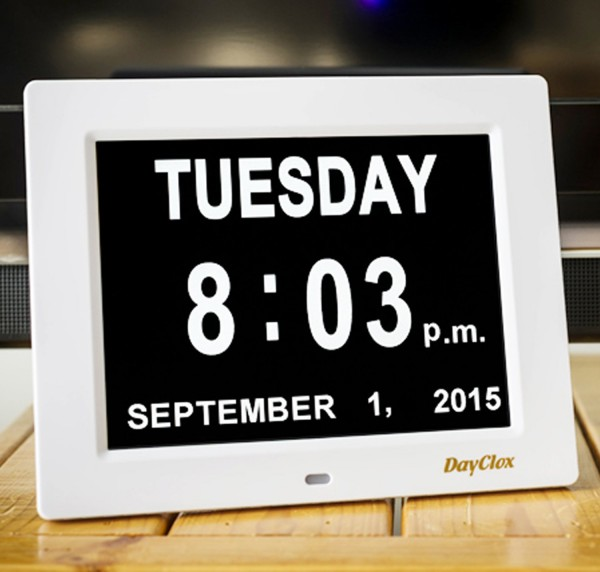 best digital calendar clocks in 2021