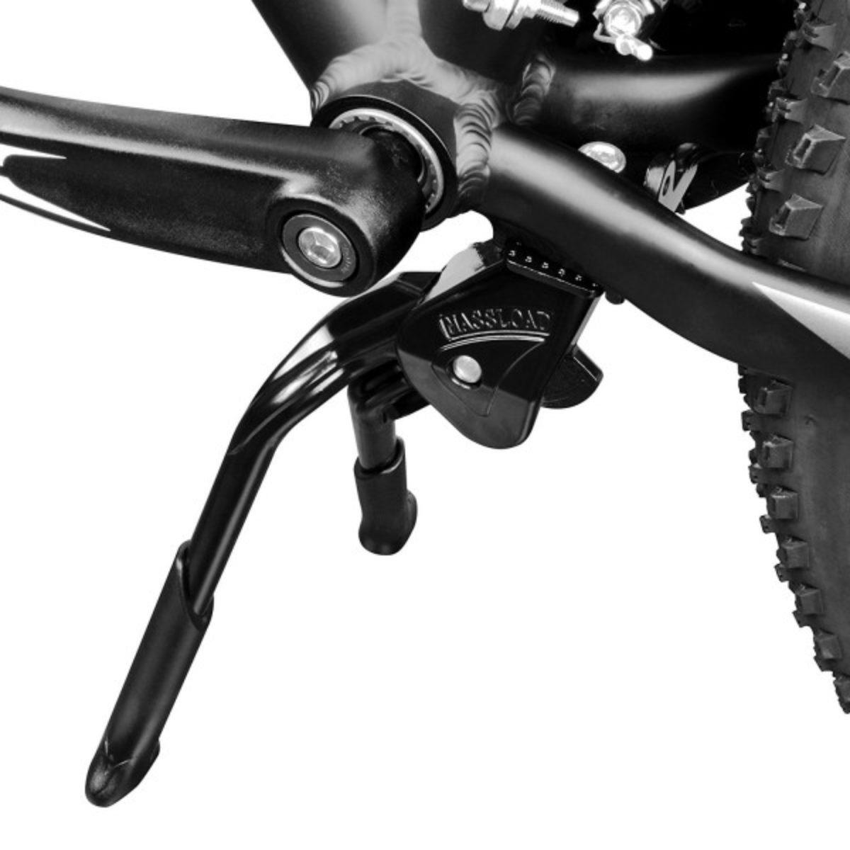 "LEICHTEN Adjustable Bicycle Kickstand Aluminum Alloy Bike Kick Stand for 24/""26 27.5 28 29 700c Mountain Bike//Road Bike//BMX//Adults Bike//City Bike Storage"