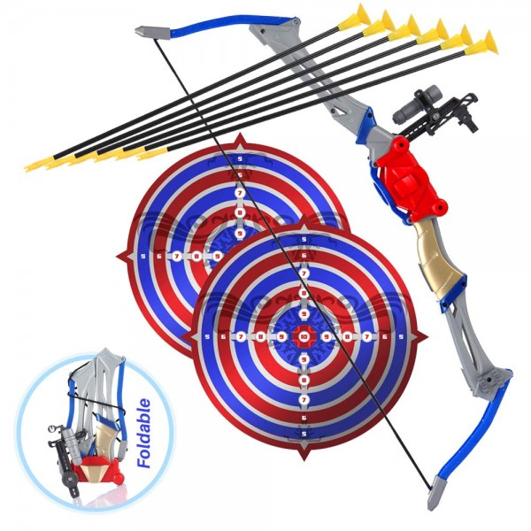 #9 Bow and arrow toy set for kids