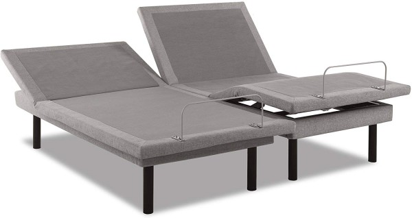 TEMPUR-Ergo Plus-Grey Adjustable Base-Best Twin Adjustable Beds