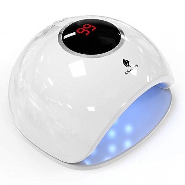 #2 MiroPure UV LED Gel Nail Lamp Dryer