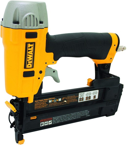 2.Dewalt Brad Nailer Kit