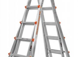 2.Little Giant 22-Foot Velocity Multi-Use Ladder