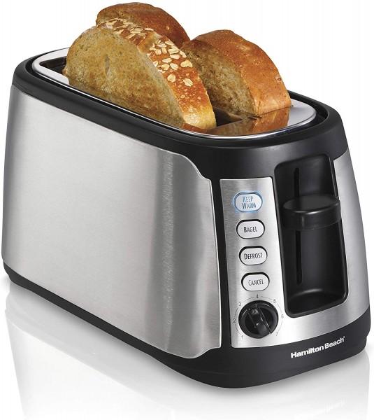 #4 Hamilton Beach 24810 Toaster-4-Slice Toasters