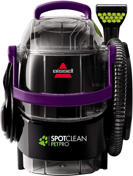 #5 BISSELL Spot Clean Pro Pet Portable Cleaner 2458