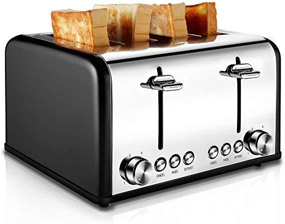 #5 Toaster CUSIBOX-4-Slice Toasters