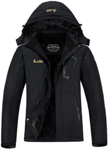 Thick Waterproof Jacket