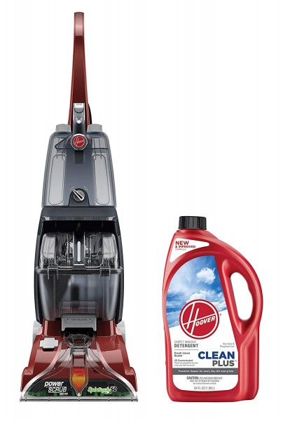 #6 Hoover Power Deluxe Carpet Washer-Portable Carpet Cleaners