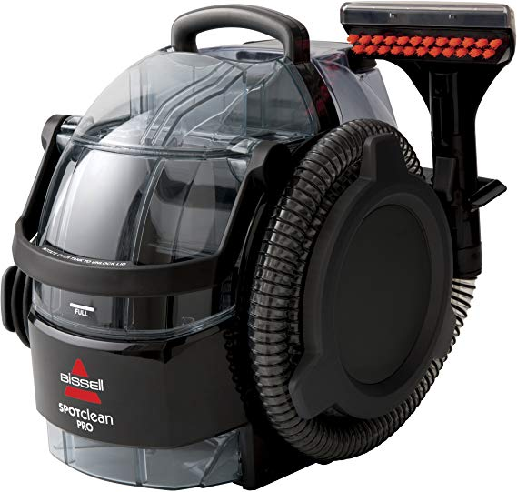 #9 Bissell 3624 SpotClean Professional Portable-Portable Carpet Cleaners