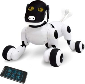 robot dog toy