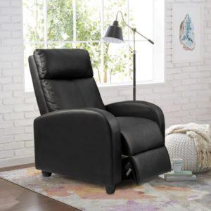 ergonomic recliner
