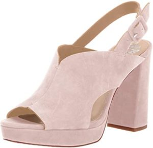 heeled platform shoes