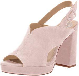 heeled platform shoes