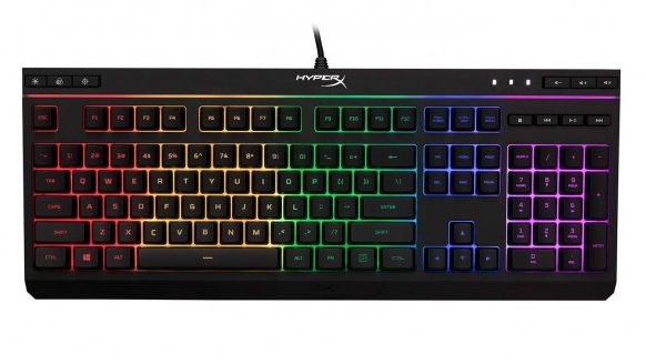 membrane gaming keyboard