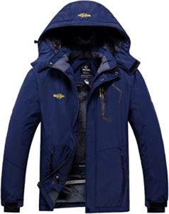 men outdoor jacket