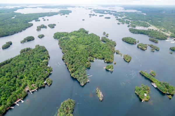Canada island