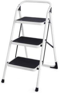 Goplus 3 Step Ladder