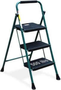 HBTower 3 Step Heavy Duty Step Stools