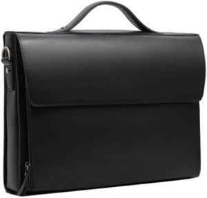 Leathario Leather Briefcase for Men